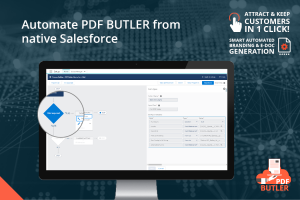 Salesforce document generation tool PDF Butler